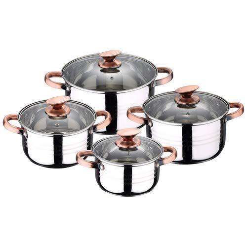 San Ignacio Premium Nona - Bateria cocina 4 piezas