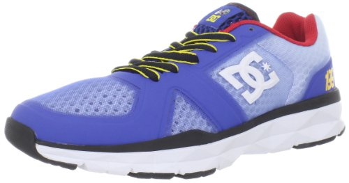 DC , Herren Skateboardschuhe Blau Blue - Blue - Unilite Trainer Sneaker Herren