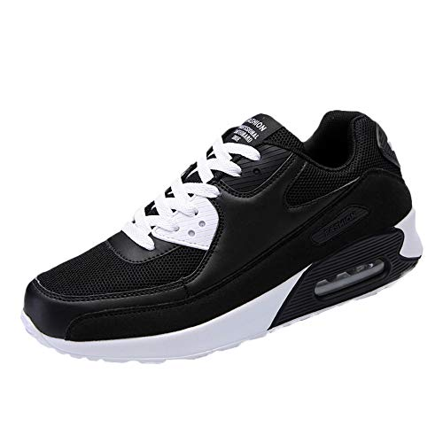 CIELLTE Chaussures Baskets Homme de Course Outdoor Running Sports Fitness Gym Shoes Respirante Sneakers Multisports Coussin Léger Respirantes