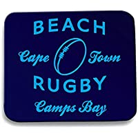 T-Shirtshock - Tappetino Mouse Pad TRUG0088 ruggershirts beach rugby light