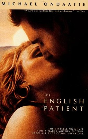 Book cover for The English Patient