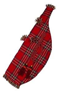 Cornemuse & housse Tartan Halfsized cordon