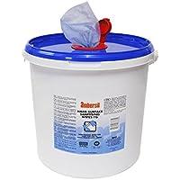 Ambersil 32325 Hard Surface Sanitising Wipes FG, 1000 ml - ukpricecomparsion.eu
