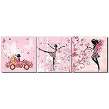 Amazon Fr Decoration Chambre Fille Tableau