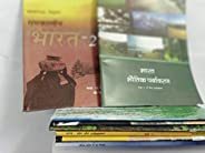 NCERT Bhugol Books Set of Class - 6 TO 12 (HINDI MEDIUM) for UPSC Prelims / Main / IAS / Civil Services / IFS