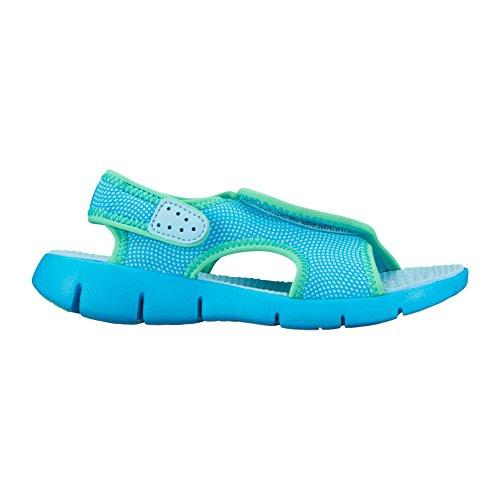 Nike - Sunray Adjust 4 (Gs/Ps), cinturini Bambino Still Blue