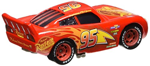 Image of Disney Cars 3 Die-Cast Lightning Mcqueen Vehicle