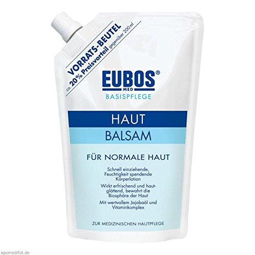 EUBOS HAUTBALSAM Nachfüllbeutel 400 ml Balsam