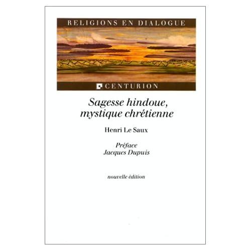 Sagesse hindoue, mystique chrétienne