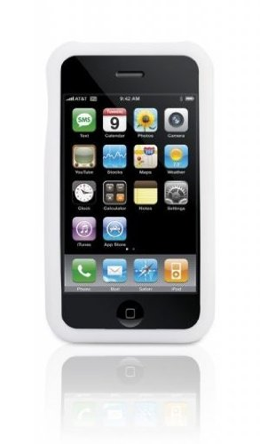 Griffin Wave for iPhone 3G, White Iphone 3g Wave