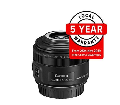 Canon Objectif EF-S 35 mm F/2.8 Macro IS STM
