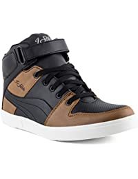 Isole Black Sneakers Casual Shoes