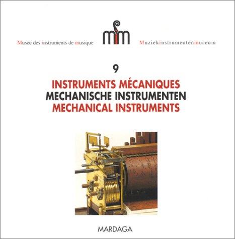 Musée des instruments de musique, numéro 9 : Instruments mécaniques