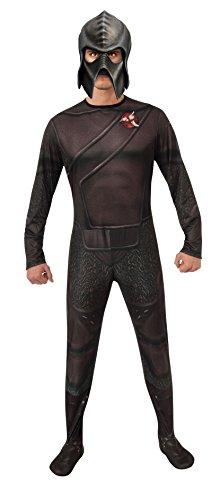 Kostüm Klingonen - Rubie's Star Trek Klingon Kostüm für Erwachsene