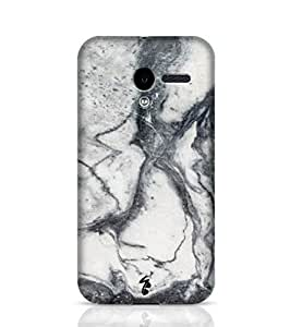 Cover for Moto X 1st Gen Marble Black Back Cover for Moto Multicolor
