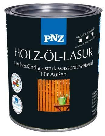 PNZ Holz-Öl-Lasur, Gebinde:0.75L, Farbe:patina