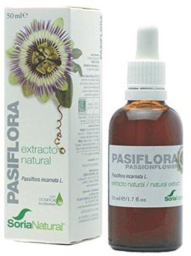 Extracto de Pasiflora S/Al 50 ml de Soria Natural