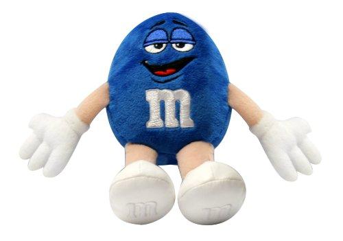 mini-peluche-mms-bleue
