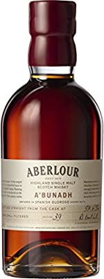 Aberlour A'Bunadh Cask Strength Matured in Olorosso Sherry Butts