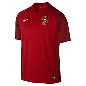 2016-2017 Portugal Home Nike Football Shirt