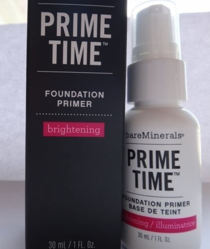 Bare Escentuals BareMinerals foundation Prime Time Brightening