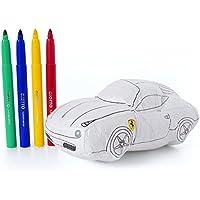 Coche para Colorear Ferrari