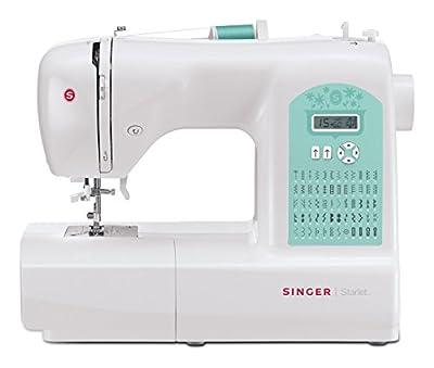 Singer Starlet 6660, máquina de coser electrónica, 60puntos de Singer.