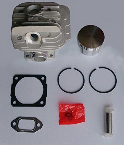 Kit completo con pistone e cilindro per motosega