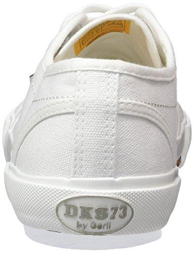 Dockers Tênis Branco branco 500 710 Gerli Mulheres 36pe201 Por zqwx7fAZzH