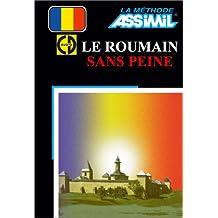 Le Roumain sans peine (1 livre + coffret de 4 CD)