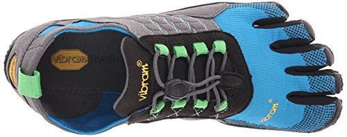Vibram Five Fingers Trek Ascent, Chaussures Multisport Outdoor Femme Multicolore (Dark grey/Lilac)