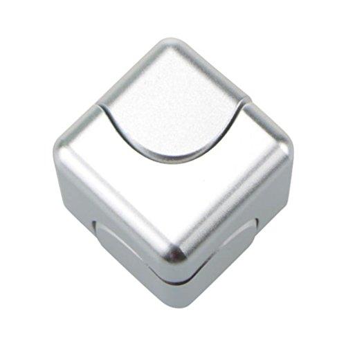 Preisvergleich Produktbild Luomike Würfel Dreieck Kunststoff Finger Focus Spielzeug ADHS Autismus (D)