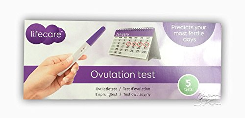 Ovulationstest 5er SET Eisprungtest