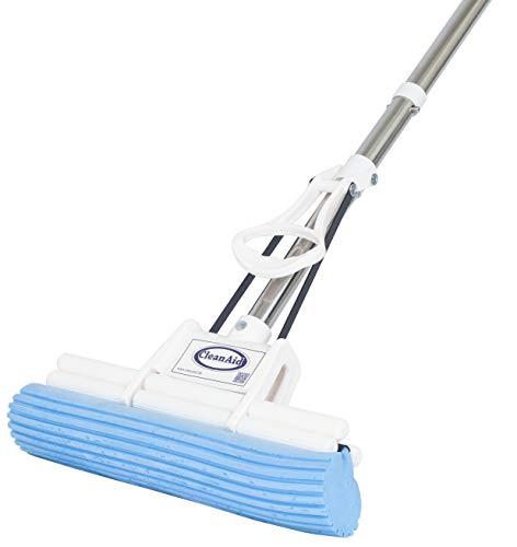 CleanAid Mopa OneTouch Pro-27 fregona suelo, muy eficaz