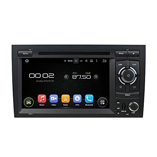 Android 6.0Octa Core 1024* 600coche reproductor de DVD GPS navegación Multimedia estéreo...