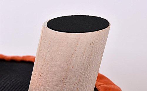 Small wood stool sgabello per divano in legno massello sgabello