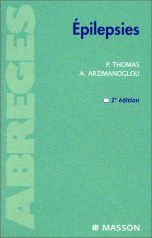 EPILEPSIES. 2ème édition