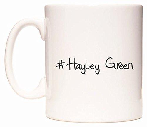 #Hayley Green Becher von WeDoMugs (Tee Hayley)