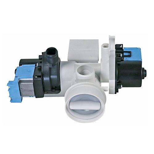 Electrolux AEG Privileg 110537402 ORIGINAL Pumpeneinheit Ablauf Umwälz Pumpe Waschmaschine 124598880 400604132 -