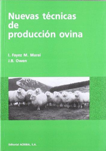 Nuevas técnicas de producción ovina
