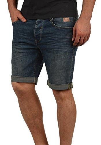 Blend martels - pantaloncini jeans da uomo, taglia:s;colore:denim middleblue (76201)