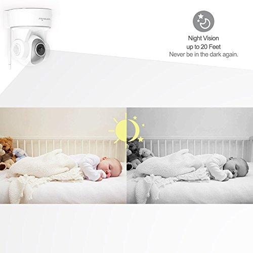 Wansview 1080P WiFi Wlan IP Sicherheits kamera - 6