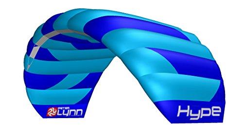 Lenkmatte Peter Lynn Hype 2.3 Complete Lenkdrachen Drachen 2-Line Power Kite