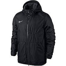 Nike YTH L'Équipe Veste D'automne Blouson Enfant Noir/ Anthracite/ Blanc FR: M (Taille Fabricant: M)