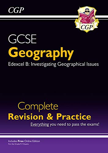 New Grade 9-1 GCSE Geography Edexcel B Complete Revision & Practice (with Online Edition)