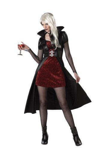 Sexy Vampir Kostüm Halloween Karneval Verkleidung Damen Small (Kostüme Damen Halloween Sexy)