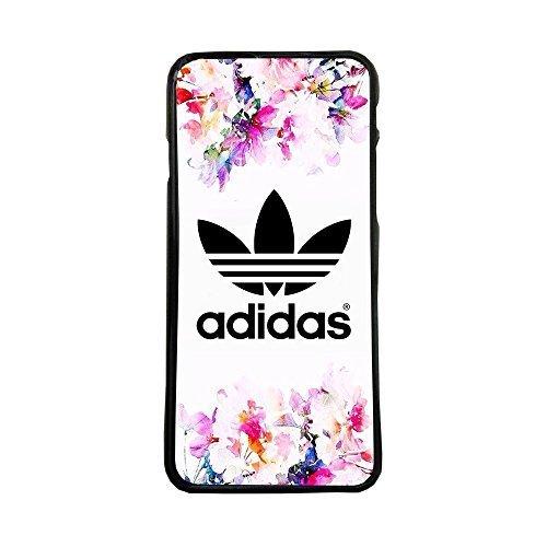 Hülle Tasche für Mobile logo adidas Blumen logo Gehäuse Hülle - Samsung Galaxy S8