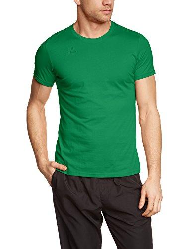 Erima Herren T-Shirt Teamsport, smaragd, L, 208334