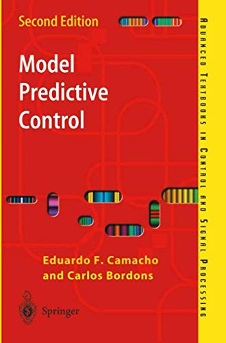 Model Predictive Control (Advanced Textbooks in Control and Signal Processing) - Kunststoff-appliance