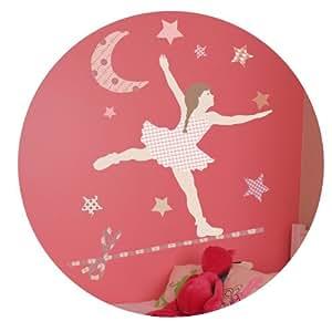 Sticker danseuse classique